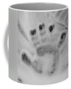 Childs Hand Coffee Mug