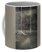 Child's Swing On An Old Farm Coffee Mug