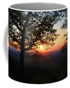 Chilhowee Sunset Coffee Mug