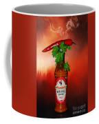 Chili Pepper, Coriander And Peri-peri By Kaye Menner Coffee Mug