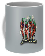 Chili Peppers Gang Coffee Mug