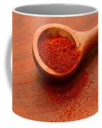 Chili Powder Coffee Mug by Louise Heusinkveld
