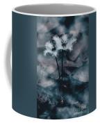 Chilling Blue Lagoon Details Coffee Mug