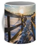 Chilling On The Dock Coffee Mug