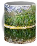 Chimney Pond Reflections 2 Coffee Mug