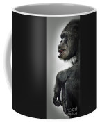 Chimpanzee Profile Vignetee Effect Coffee Mug