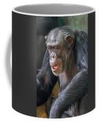 Chimpanzee Sitting Coffee Mug
