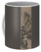 China Ancient Landscape Coffee Mug