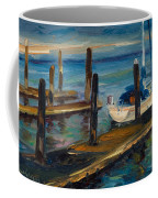 China Basin Docks Coffee Mug
