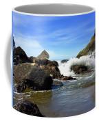 China Beach Coffee Mug