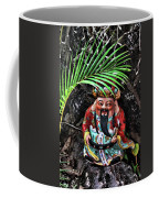 China Boat Gnome Coffee Mug