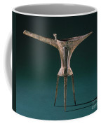 China: Bronze Pitcher Coffee Mug