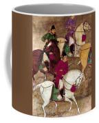 China: Horsemen Coffee Mug