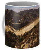 China, Mu Tian Yu Coffee Mug