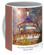 China Pavilion, World Showcase, Epcot, Walt Disney World Coffee Mug