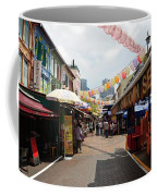 Chinatown Street Coffee Mug