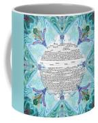 Chinease Ketubah- Reformed And Interfaithversion Coffee Mug