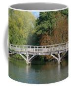 Chinese Bridge Over The River Coffee Mug