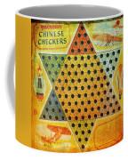 Chinese Checkers Coffee Mug