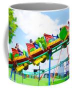 Chinese Dragon Ride 1 Coffee Mug