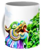 Chinese Dragon Ride Coffee Mug
