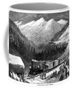 Chinese Laborers, 1868 Coffee Mug