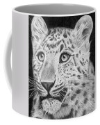 Chinese Panther Coffee Mug