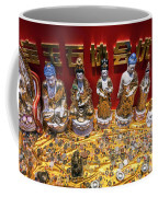 Chinese Religious Trinkets And Statues On Display In Xiamen Chin Coffee Mug