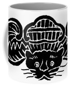 Chinese Symbol: Luck Coffee Mug
