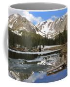 Chinns Lake Reflections 3 Coffee Mug