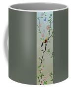 Chinoiserie - Magnolias And Birds #1 Coffee Mug