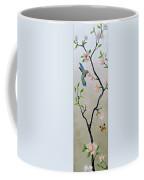 Chinoiserie - Magnolias And Birds #5 Coffee Mug