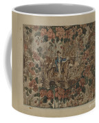 Chintz Square Coffee Mug