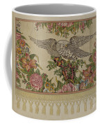 Chintz Valance For Poster Bed Coffee Mug