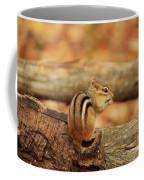 Chip On A Log Coffee Mug
