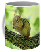 Chipmunk Cheeks Coffee Mug