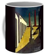 Chirico: Enigma, 1914 Coffee Mug