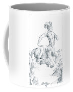 Chiron The Centaur Coffee Mug