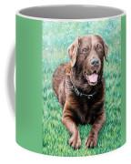 Choco Labrador Coffee Mug