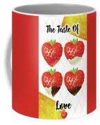 Chocolate - 7  Strawberry Coffee Mug