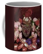 Chocolate And Romance Coffee Mug
