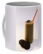 Chocolate Milk With Cookies Coffee Mug