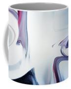 Choice Of Paths Abstract Coffee Mug