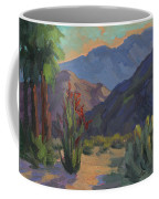 Cholla At Smoketree Ranch Coffee Mug