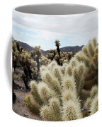 Cholla Cactus Garden Landscape Coffee Mug