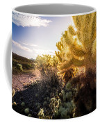 Cholla Cactus Coffee Mug