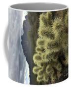 Cholla Cactus Coffee Mug