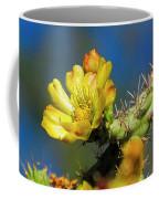 Cholla Flower H40 Coffee Mug