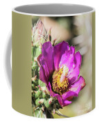 Cholla Flower Coffee Mug