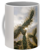 Cholla, Organ Pipe National Monument, Az  January 2015 Coffee Mug